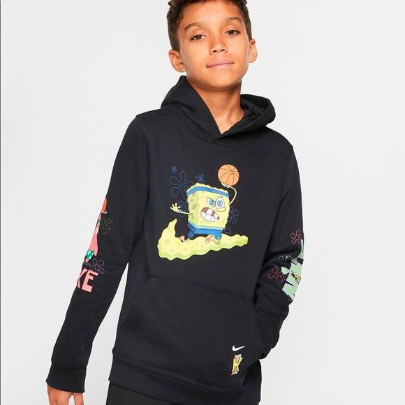 Genuine Nike SB Black Kid's Hoodie